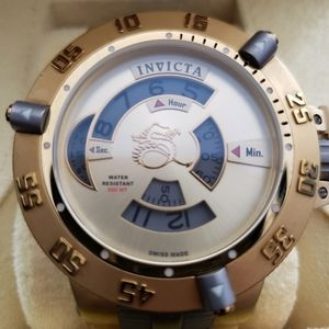 Invicta Watch, Model 1572, 50mm, Limited Edition.